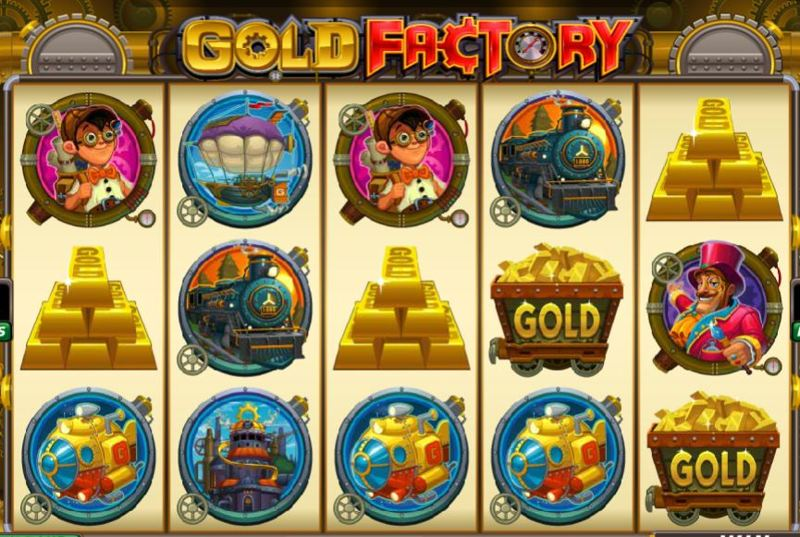 Gold Factory Screenshot