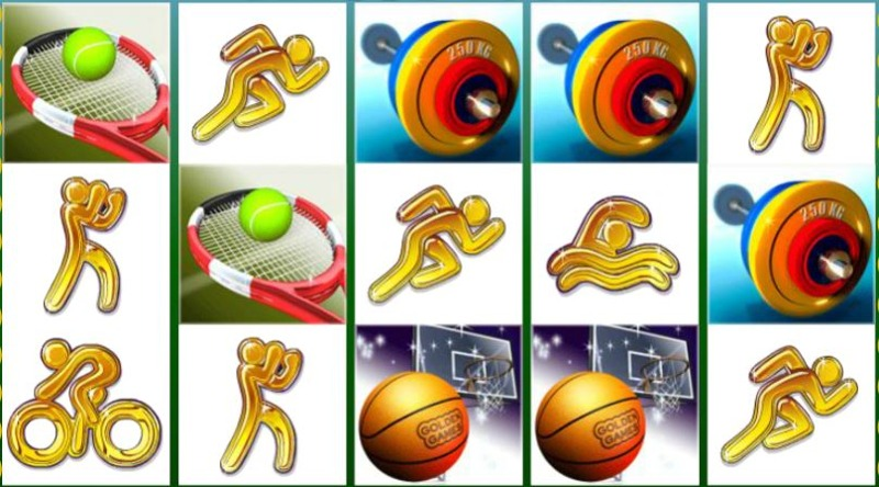Golden Games Screenshot