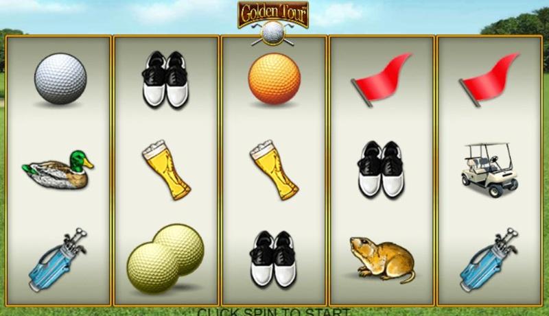 Golden Tour Screenshot