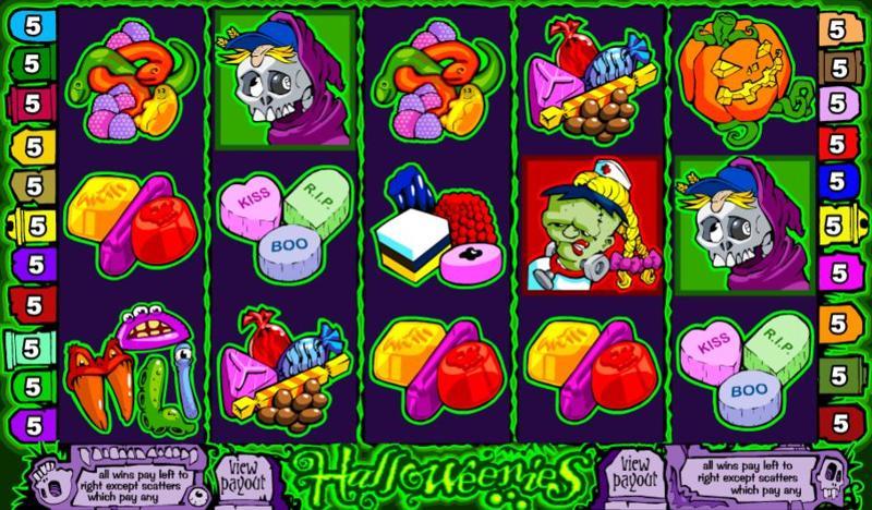 Halloweenies Screenshot
