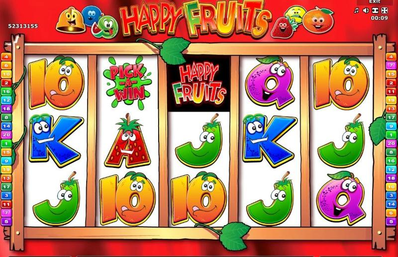 Happy Fruits Screenshot