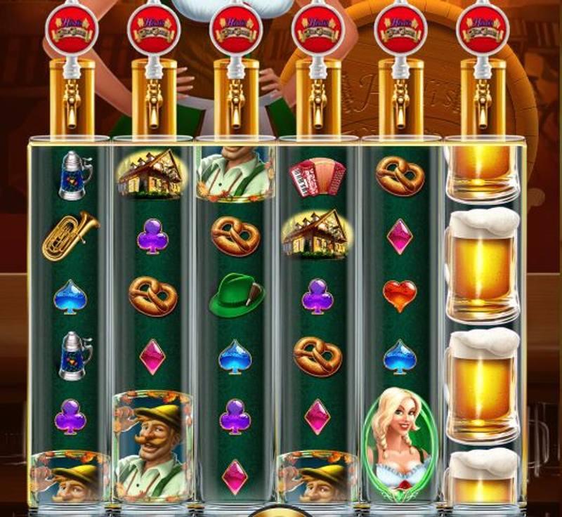 Heidi's Bier Haus Screenshot