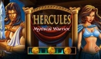 Hercules Mythical Warrior Logo
