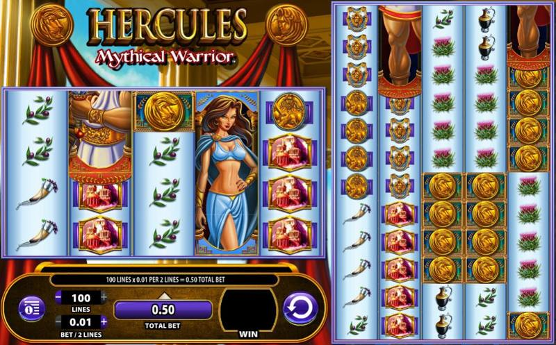 Hercules: Mythical Warrior Screenshot