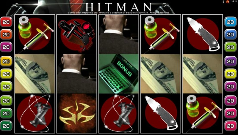 Hitman Screenshot