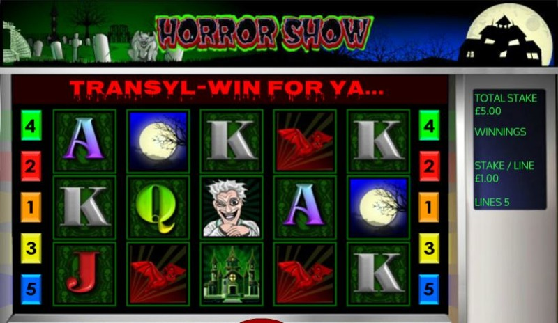 Horror Show Screenshot
