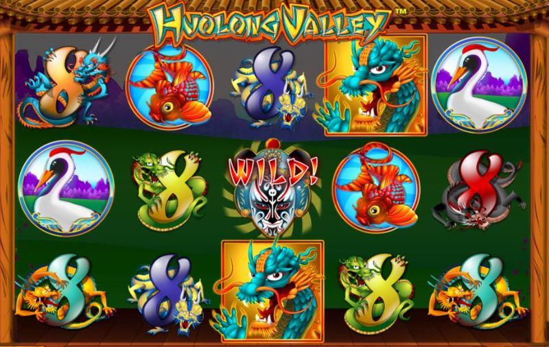 Huolong Valley Screenshot