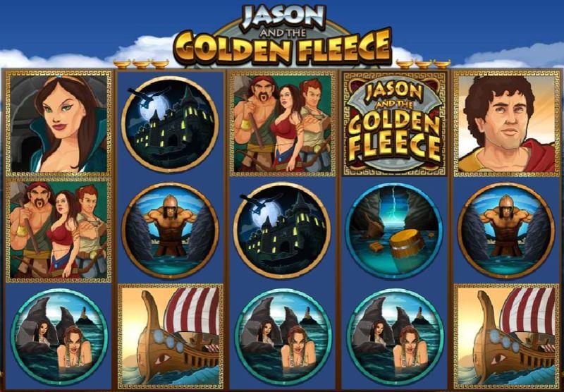 Jason and the Golden Fleece Screenshot