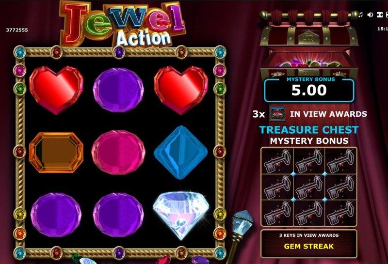 Jewel Action Screenshot