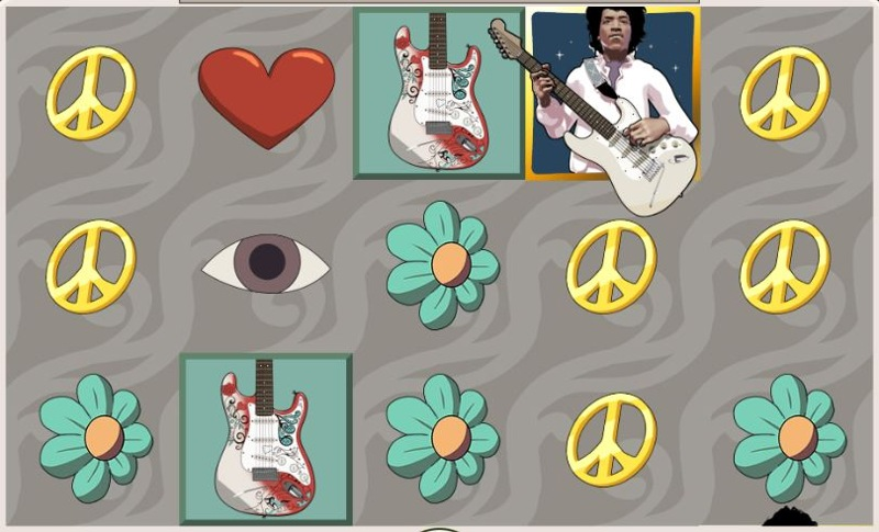 Jimi Hendrix Screenshot