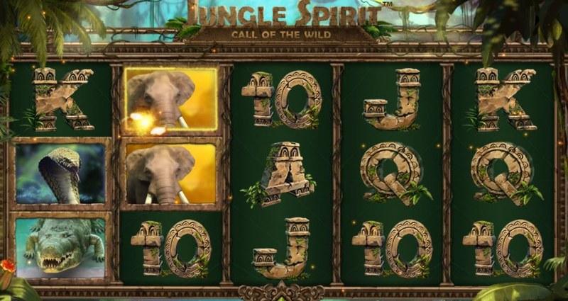 Jungle Spirit: Call of the Wild Screenshot