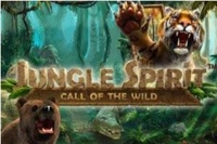 Jungle Spirit Call of the Wild Logo