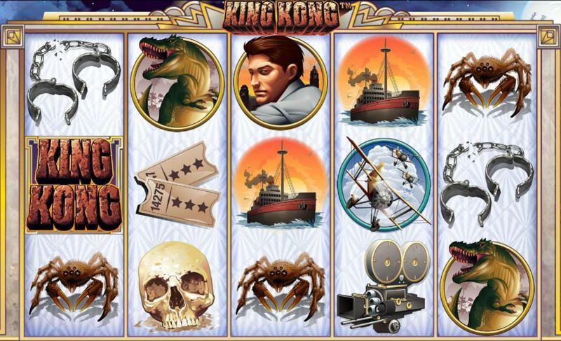 King Kong Screenshot