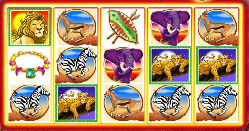 King of Africa Screenshot
