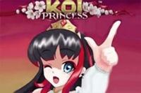 Koi Princess Logo