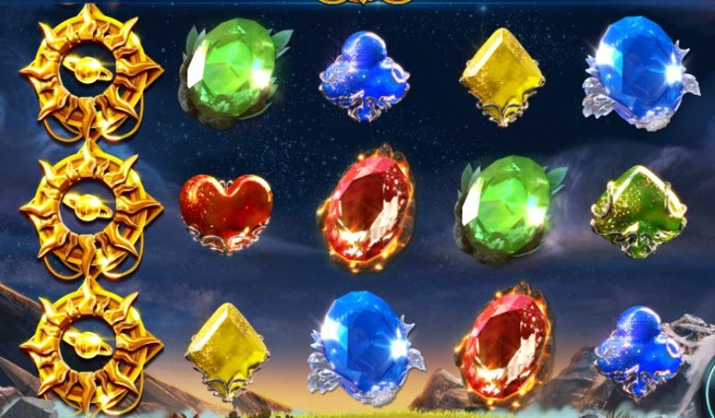 Lightening Gems Screenshot