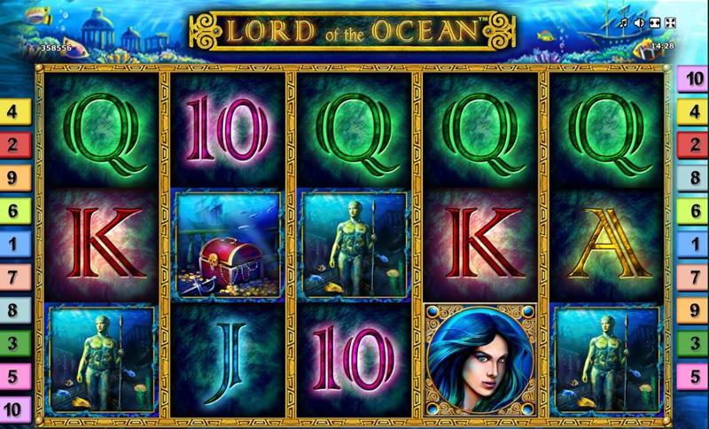 Lord Of The Ocean Screenshot