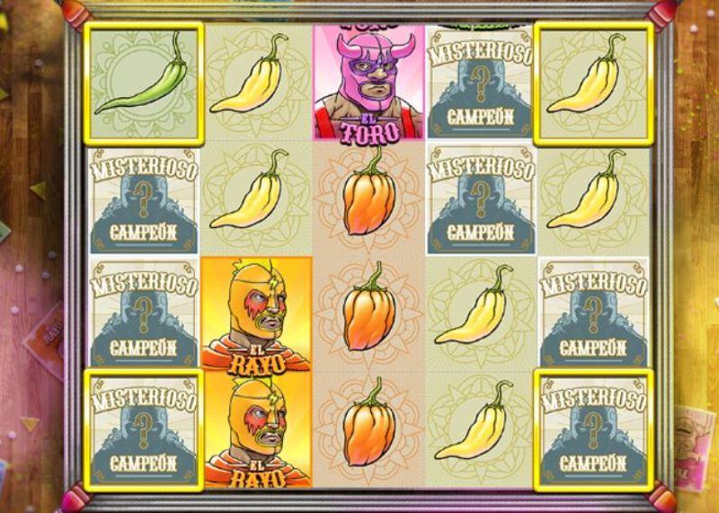 Luchadora Screenshot