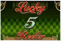 Lucky 5 Reeler Logo