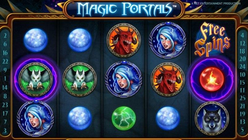 Magic Portals Screenshot