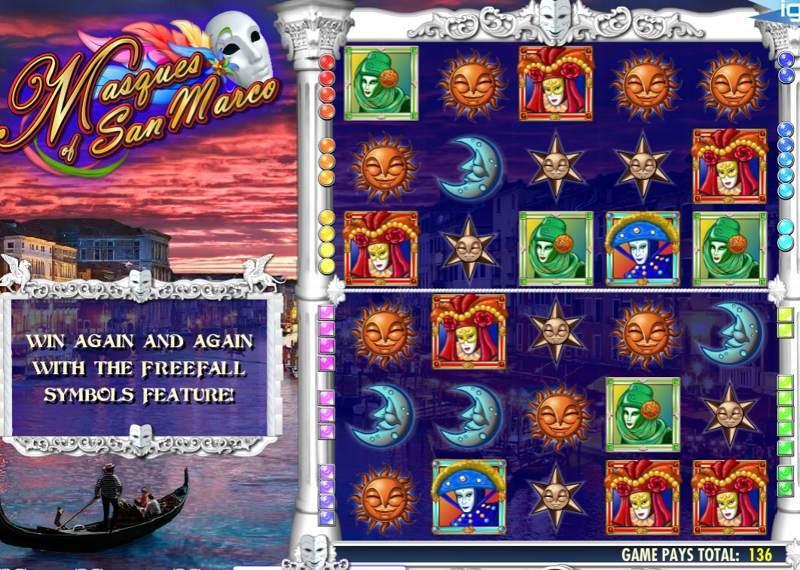 Masques of San Marco Screenshot