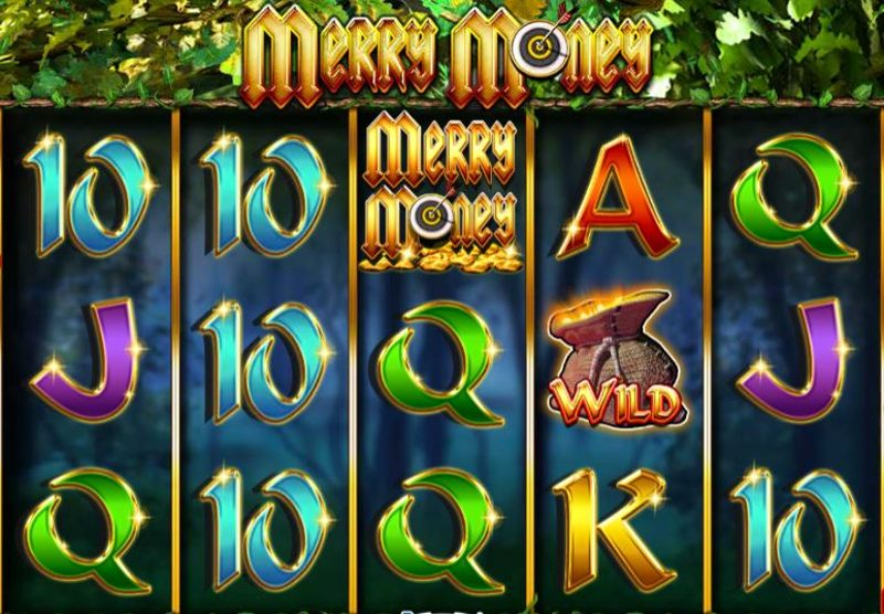 Merry Money Screenshot