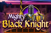 Mighty Black Knight Logo
