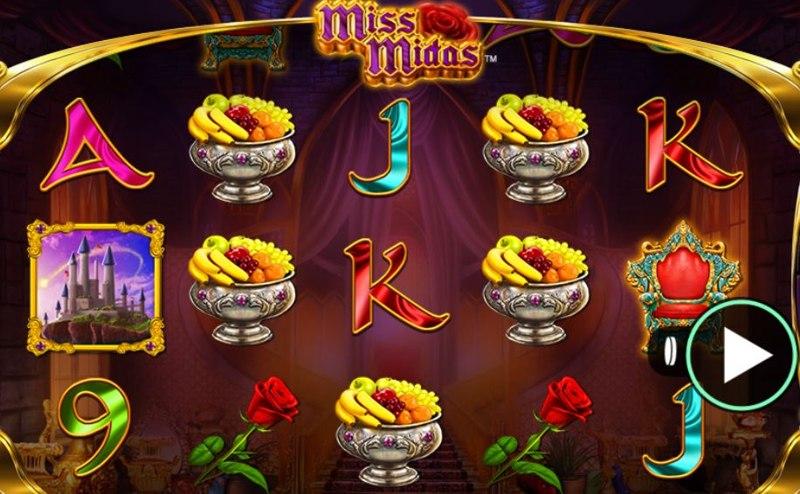 Miss Midas Screenshot