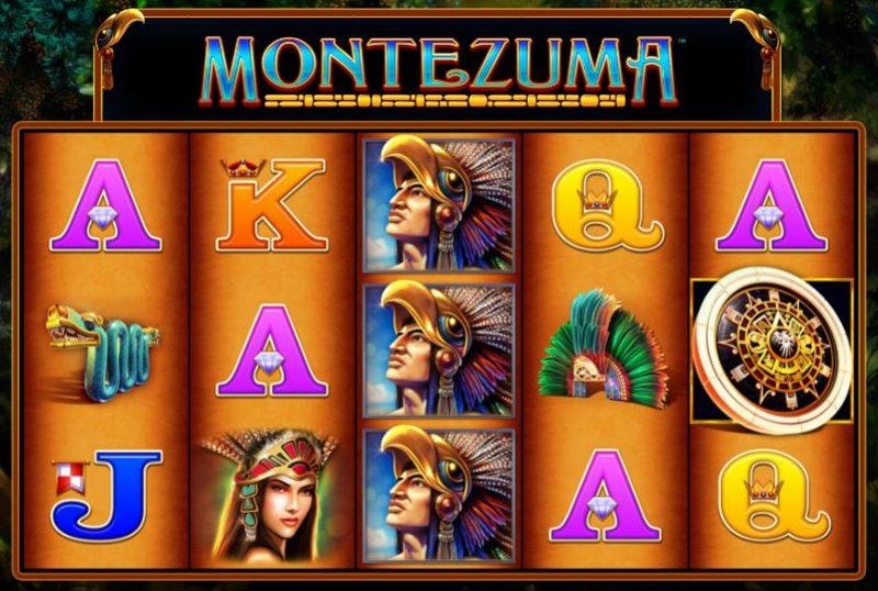 Montezuma Screenshot