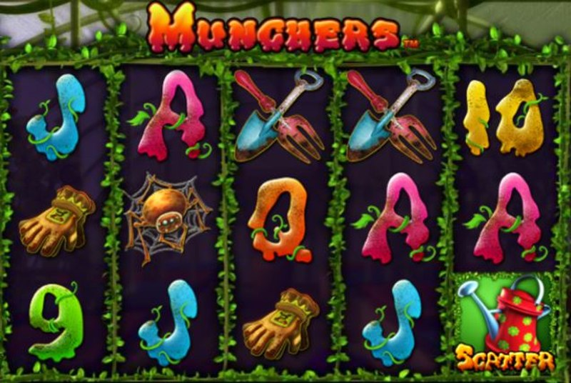 Munchers Screenshot