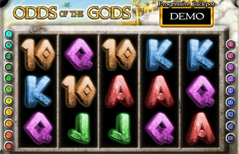 Odds of the Gods Screenshot