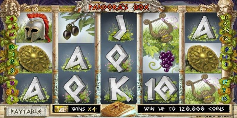 Pandora's Box Screenshot