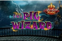 The Pig Wizard Logo