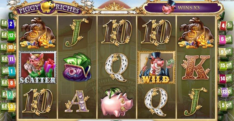 Piggy Riches Screenshot