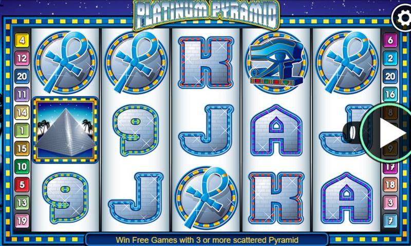 Platinum Pyramid Screenshot