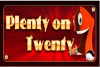 Plenty on Twenty Logo