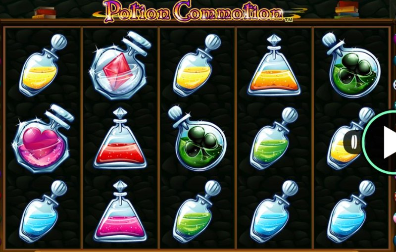 Potion Commotion Screenshot