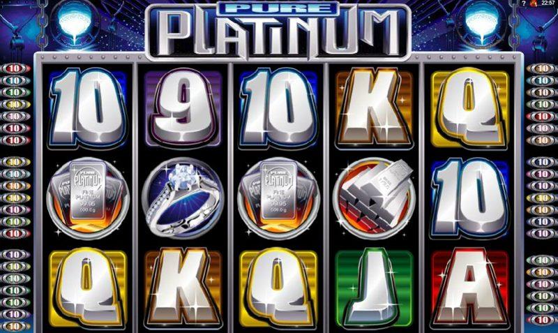 Pure Platinum Screenshot