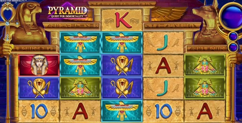 Pyramid: Quest for Immortality Screenshot