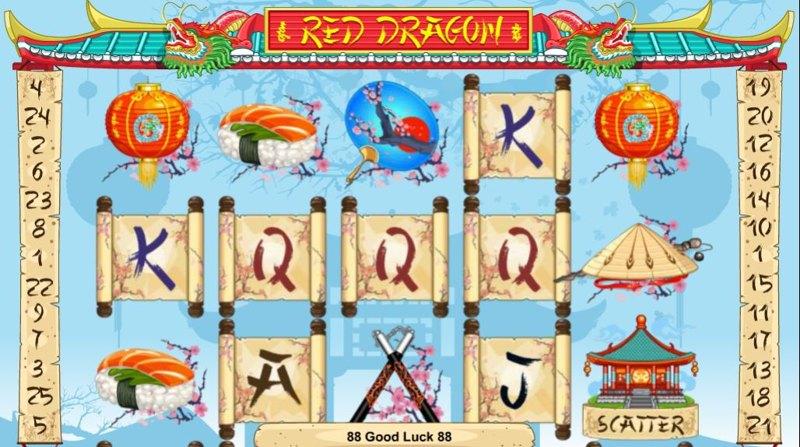 Red Dragon Screenshot