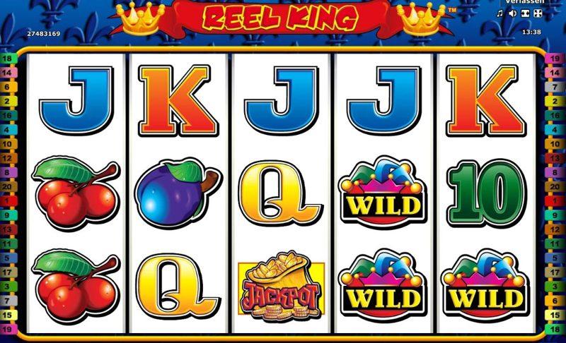 Reel King Screenshot