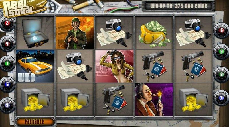 Reel Steal Screenshot