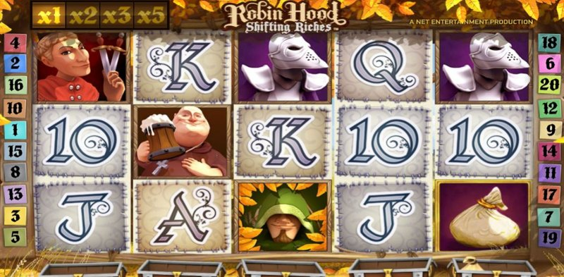 Robin Hood Screenshot