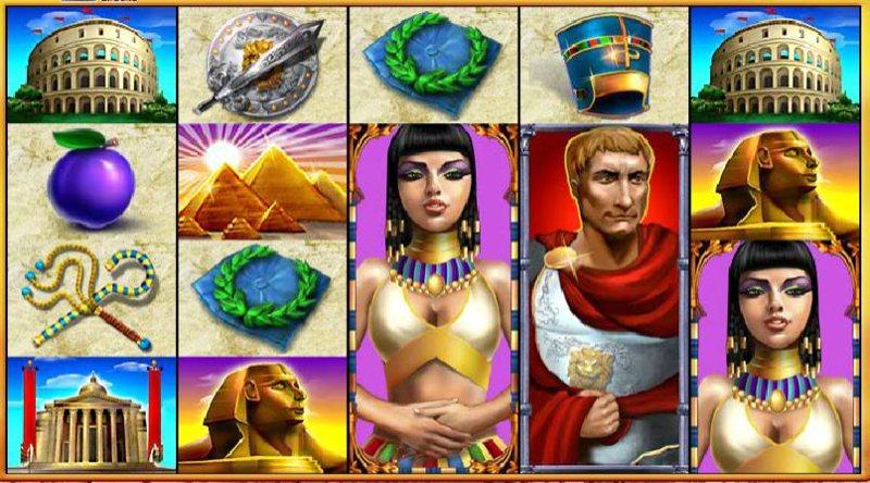 Rome and Egypt Screenshot