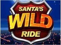 Santas Wild Ride Logo