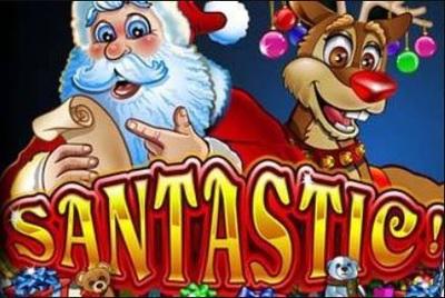 Santastic Logo