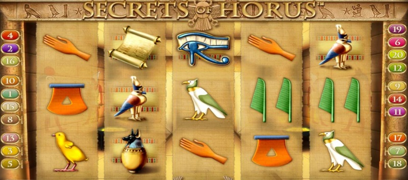 Secrets of Horus Screenshot