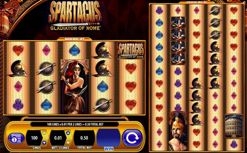 Spartacus Gladiator Of Rome Screenshot