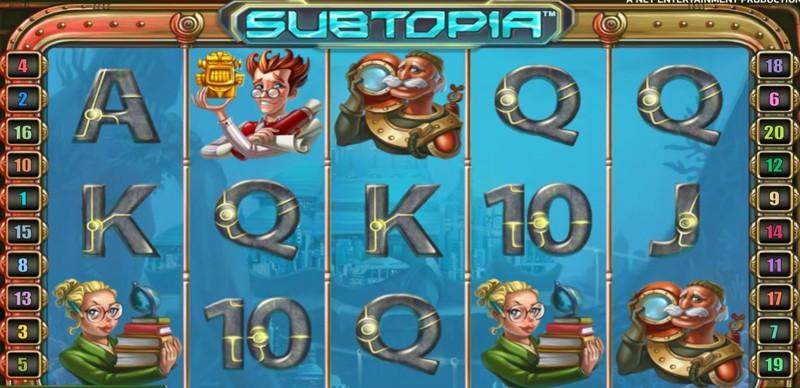 Subtopia Screenshot