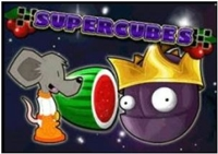 Super Cubes Logo